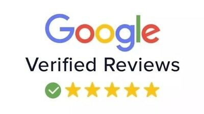 1 - 5* Star Google Review
