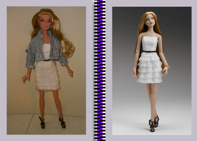 "Tonner 16"" OUTFIT SOUTH HAMPTON +EXTRA Cami Antoinette Precarious Integrity FR16"