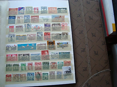 EUROPA - 53 stamps canceled (all state) stamp