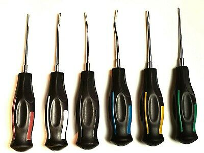 5C/3S Dental Luxating Root Extraction Elevator 6PCS Root Elvevator Orthodentist