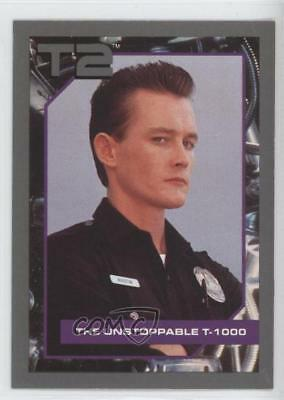 1991 Impel Terminator 2: Judgement Day #10 The Unstoppable T-1000 Card 0b6