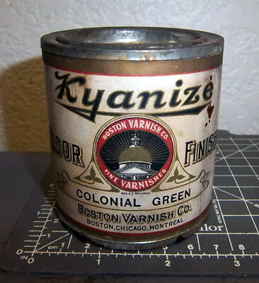 Round Tin Package Humorous Small Vintage Swartchild And Co Tins Merchandise & Memorabilia