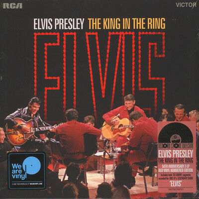 Elvis Presley - The King In The Ring (1968 Ac (Vinyl 2LP - 2018 - EU - Original)