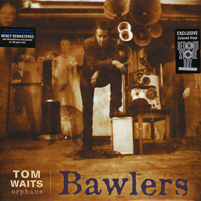 Tom Waits - Bawlers - Remastered-RSD Edition (Vinyl 2LP - 2018 - EU - Original)