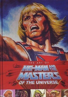 The Art of He-Man and the Masters of the Universe Hardcover Dark Horse 320 pages