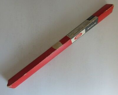Vintage Frederick Post 7301Dh Architect And Engineer 12 Inch Ruler    (Inv17826)