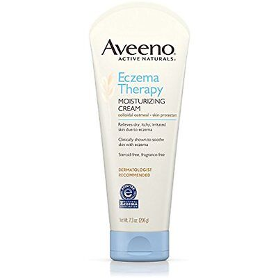 Aveeno Eczema Psoriasis & Rosacea Care Therapy Moisturizing Cream For Sensitive