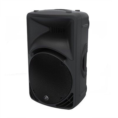 """Mackie SRM450 Portable Powered Loudspeaker 1000W 12"""" High-output Woofer NEW"""