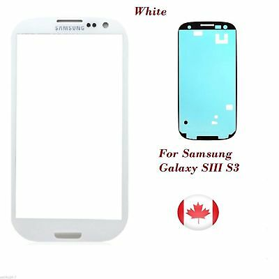 Samsung Galaxy S3 i9300 T999 i747 Front Outer Lens Glass Touch Screen Replace