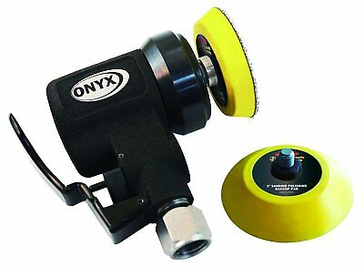 "Astro 320 0.4HP Hook and Loop ONYX Micro 2"" Sander"