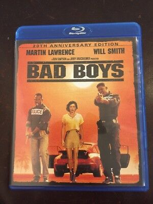 Bad Boys (Blu-ray Disc, 2010) 20th Anniversary Edition