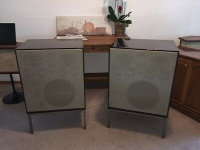 Vintage Grundig Hi-Fi System: Raumklangbox 100 RT50 Tube Tuner SV50 Amp and More