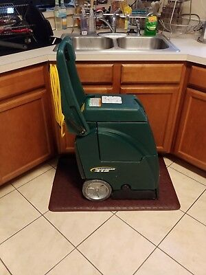 Nobles Marksman 412 Walk Behind Carpet Extractor  115V 4 Gallon