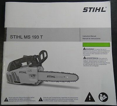 stihl ms150c service manual