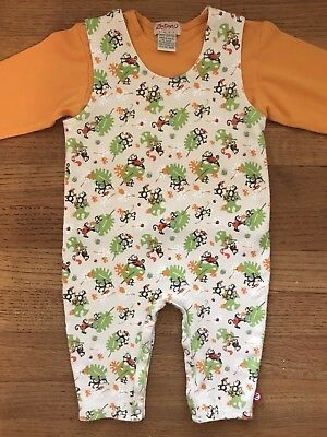 Zutano Baby Two Piece Outfit 12-18 Months