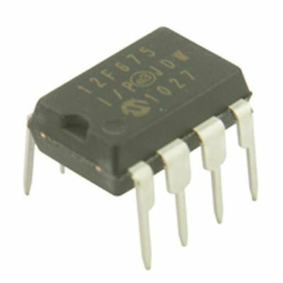 PicAxe-08M Chip Microcontroller Integrated Circuit