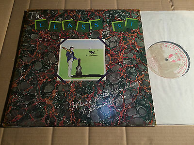 V/a - The Class Of '81 - Lp - Upper Class Records Chin 1 - Uk 1980