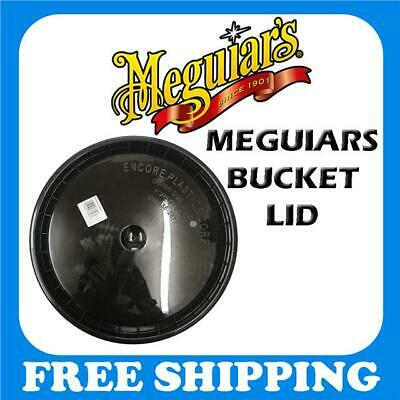 SEALING LID SEAT For Meguiars Grit Guard New Yellow 19L Bucket  ***LID  ONLY***