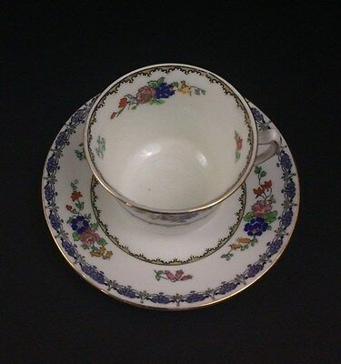 Vintage Duchess Tea Cup & Saucer England Bone China Beautiful Floral Pattern