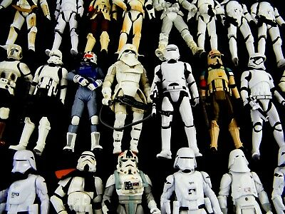 Star Wars Stormtrooper / Sandtrooper Figures Selection - Many To Choose From !!