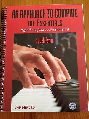 An Approach to Comping: The Essentials by Jeb Patton (CD-Audio, 2013)