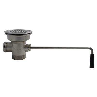 CHG - D50-7200 - 3 1/2 in x 2 in Rotary Drain with Removable Cap