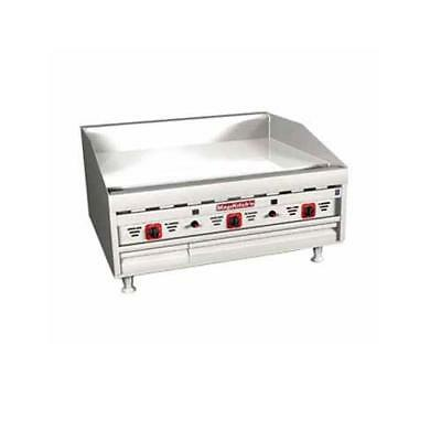 "MagiKitch'n - MKE-36-E - 36"" Thermostatic Electric Griddle"