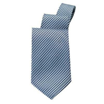 Chef Works - T0000-BCK - Blue Checkered Tie