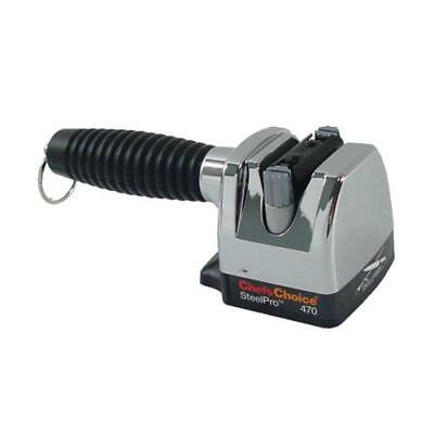 Chef's Choice - 470 - Steel Pro Manual 2 Stage Knife Sharpener