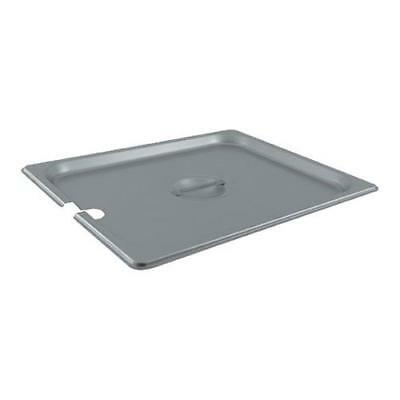Winco - SPCH - Half Size Notched Pan Cover