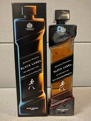 Johnnie Walker Black Label The Director's Cut Scotch Whisky - Blade Runner 2049