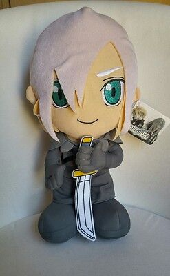 Final Fantasy Advent Children Plush with tag.