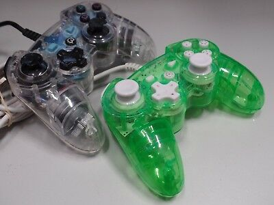 2 X GENERIC Wired Controller For Sony Playstation 3, Double Vibration