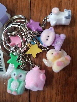 Claire's Animal Key Chains