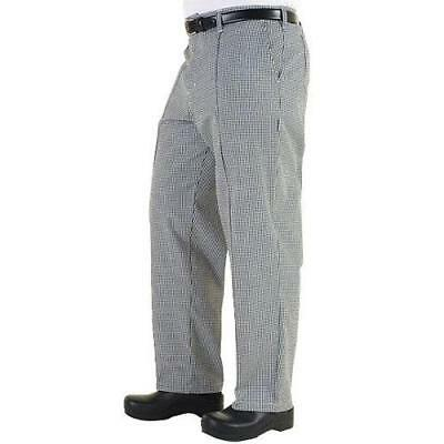 Chef Works Basic Checked Chef Pants - All Sizes