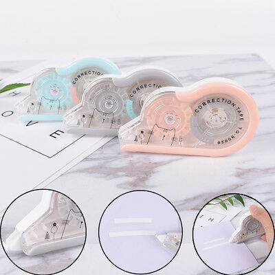 1Pcs 15m Cute Correction Tape Kawaii Stationery Masking Tape School Supplies US`