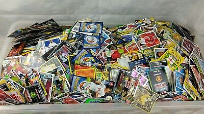 10,000's Joblot Of Match Attack, Pokemon, Pannini, Trading Cards Huge Collection
