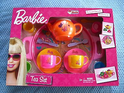 Barbie Tea Set ***BRAND NEW IN BOX*** ***FREE UK DELIVERY***