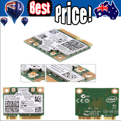 NEW Intel 7260HMW Dual Band Wireless-AC 867Mbps 802.11AC Wifi BT 4.0 PCI-E Card