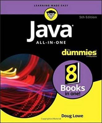 Java All-in-One for Dummies Ebook ( PDF ) Read on PC/Mobile/Tablet