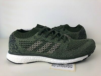 buy popular fef30 50226 Adidas Adizero Prime BOOST LTD Olive Green BA7936 SZ 8 8.5 Night cargo PK  RARE