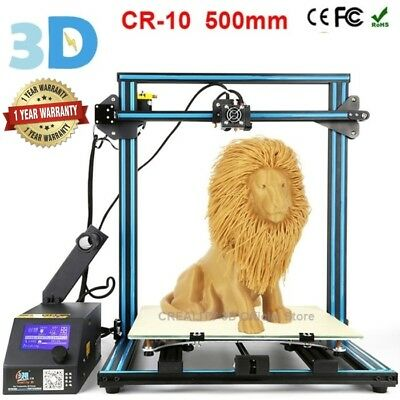3D Printer Biggest Size Creality CR-10 MAX S5 Dual-Leading Screw