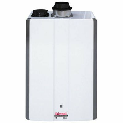 Rinnai RUCS75IN Ultra Series Tankless Water Heater (White)
