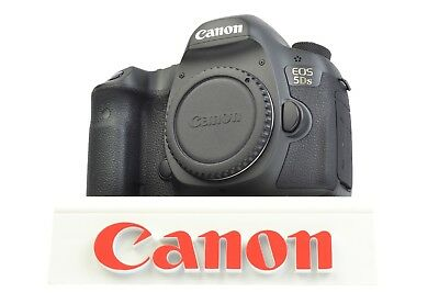 Canon EOS 5DS 50.6MP Professional Digital SLR Camera (Body Only) #P1676