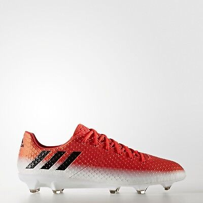 82fc05c35a9 adidas MESSI 16.1 FIRM GROUND FG BOOTS Soccer Shoes Size Men s 11.5  200  Cleats