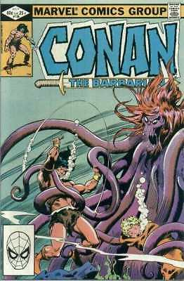 Conan the Barbarian (1970 series) #136 in Fine + condition. FREE bag/board