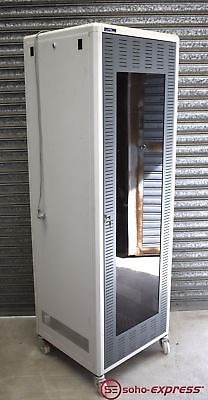 Rack Technologies Communications Server Rack Data Cabinet 40Ru 1800 X 570 Fans