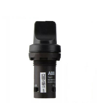 ABB C3SS1-10B-11 Compact Selector Switch - 3-pos
