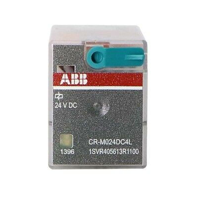 ABB CR-M024DC4L  Pluggable Interface Relay 4c/o