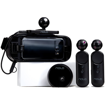 NOLO CV1 VR Controllers Motion Tracking Kit for SteamVR/AR Brand new Genuine
